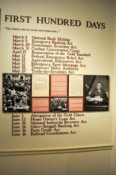 Franklin Roosevelt, 32 President, The First 100 Days, Franklin Delano, Hundred Days, Great Depression, Us History, Vintage Maps