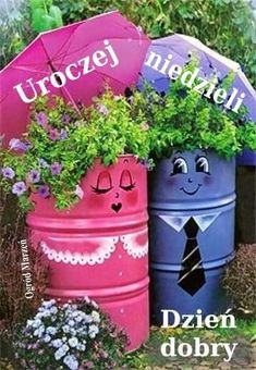 Garden Crafts, Garden Projects, Art Projects, Project Ideas, Metal Barrel, Oil Barrel, Yard Art, Container Gardening, Container Plants
