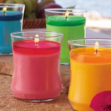 PartyLite Escential Jar Candles - Inviting Fragrance for Everyday! order @ www.partylite.biz/jenswaxscents