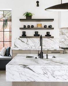 Cortney Bishop Design kitchen. Captured by  kcharlottephoto. Work Tops 41142db6a64