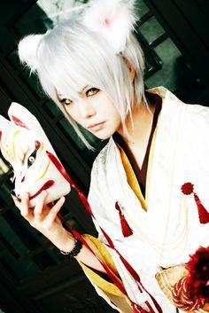 cosplay hiiro no kakera (yuuichi)