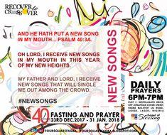 #NewSongs #FGCN #40DaysFastingAndPrayers #NewHeights