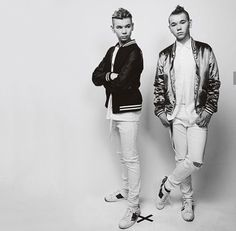 First they took Scandinavia by storm. Now, Marcus & Martinus, the Norwegian pop phenomenon, are about to take on the rest of the world. Twin Peeks, Shadowhunters Season 3, Chelsea Fans, Jason Derulo, Play Soccer, European Tour, Twin Brothers, Justin Timberlake, My Boyfriend