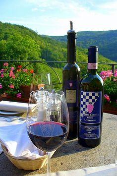 Livernano Winery - Chianti, Italy