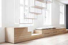 Architecture | Oslo Apartment - beeldSTEIL