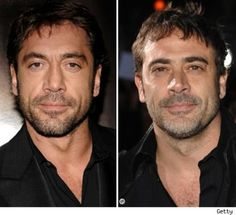 Tough decision ! They look like brothers. Can't remember the guy on the right, on the left is Javier Bardem.