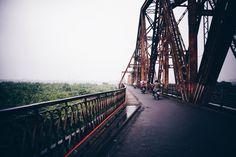 Long Bien Bridge, Ha Noi, Vietnam