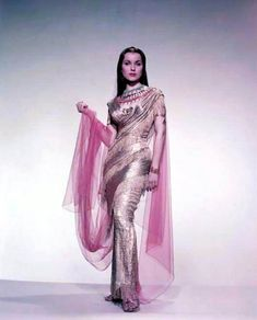 Debra Paget  ten commandments | ... like Debra Paget . . she kept The Ten Commandments intersting
