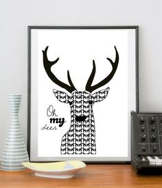 """""""Oh My Deer"""""""