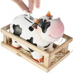 Hucha Vaca Cerámica - Regalos al Mejor Precio