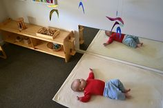 The daycare has something similar to this and we are going to put one up at home.