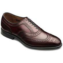 McAllister  Wingtip Laceup Oxford Mens Dress Shoes by Allen Edmonds