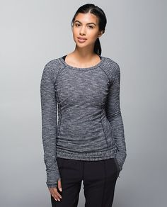 Lululemon Race Your Pace LS