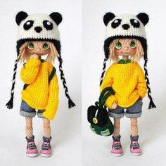 Mesmerizing Crochet an Amigurumi Rabbit Ideas. Lovely Crochet an Amigurumi Rabbit Ideas. Bunny Crochet, Crochet Doll Pattern, Cute Crochet, Beautiful Crochet, Crochet Patterns, Amigurumi Doll, Amigurumi Patterns, Doll Patterns, Knitted Dolls
