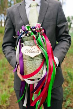 Great junior groomsman idea! Wedding planning & coordination by www.CustomWeddingsofColorado.com