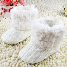 Infants Fleece Boots