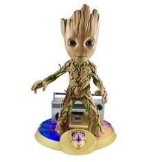 Guardians of the Galaxy Vol.2 Groot Finders Keypers Statue