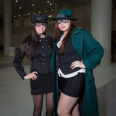 Rule 63 Green Hornet and Kato #cosplay #Rule63