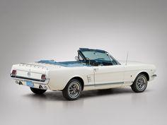 Mustang GT Convertible '1966