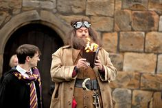 Put on your best robe and join the Potter-inspired characters for all kinds of magic!