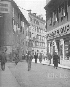 1933 via del Solitario in Barriera Vecchia