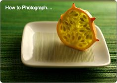 How to Photograph…