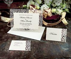 Svatební oznámení - G977 Fall Wedding Decorations, Autumn Wedding, Place Cards, Place Card Holders