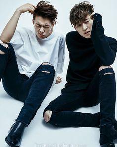 Ikon b.i bobby harper's bazaar korea One Yg, Bobby, Just Love, Kim Hanbin Ikon, Ikon Kpop, Winner Ikon, Ikon Member, Yg Artist, Jay Song