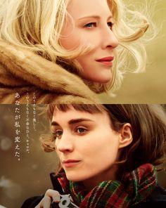 Carol Cate Blanchett & Rooney Mara