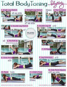 Fitness routine #14