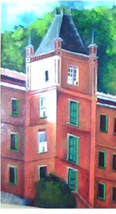 Detalhe da fábrica de Paracambi - ost