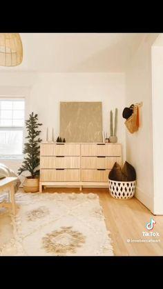 Ikea Furniture Hacks, Diy Furniture Projects, Upcycled Furniture, Furniture Makeover, Ikea Dresser Makeover, Ikea Tarva Dresser, Ikea Hacks, Diy Home Crafts, Diy Home Decor