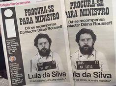 Lula é notícia em Portugal