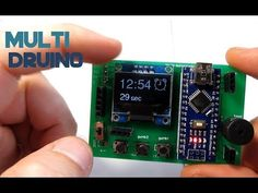 Arduino Multimeter and Components Tester: 4 Steps