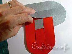 Swedish Paper Heart Bag 2