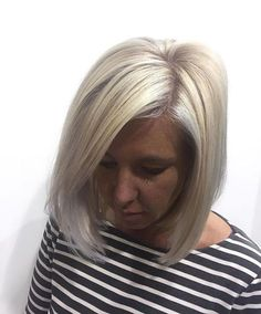 Stunning full head of icy blonde highlights ❄️ Done by our and on her client here at a 💕 🎨: Mask Bleaching Powder + Toner: + vol for Icy Blonde, Blonde Highlights, Blonde Hair, Hair Spa, Pastel Hair, Bleaching Powder, Salons, Long Hair Styles, Colour