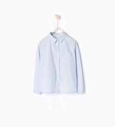 pale blue blouse / ella
