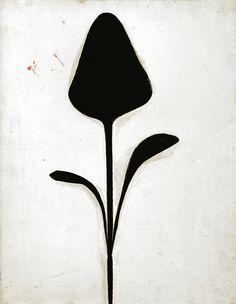 Ellsworth Kelly - 1950 (by Iliazd)