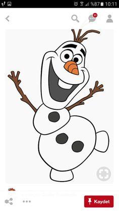 Olaf#kış#kapısüsleme