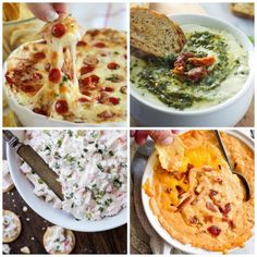 12 Cream Cheese Dips So Delicious That You'll Want to Steal the Whole Bowl - First for Women
