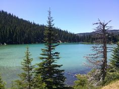 Another beautiful hiking trip! Devils Lake in Bend, Oregon!