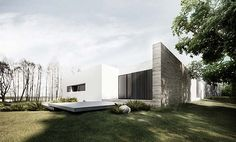 Vacation house by Tamizo Architects Group    DesignRulz.com