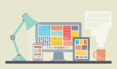 Responsive web design: 10 reasons why responsive web design? Outlining reasons for why responsive web design is a sound choice for most website design endeavors. Design Web, Web Design Services, Web Design Trends, Web Design Company, Design Agency, Flat Design, Design Layouts, Seo Services, Best Landing Page Design
