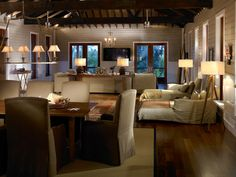 Beach House   Wolfe Rizor Interiors