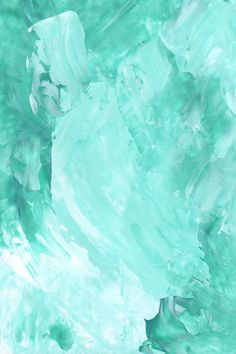 """""""This Is What My Soul Looks Like"""" (November Acrylic on paper -Cecilie Karoline Mint Green Wallpaper Iphone, Blue Marble Wallpaper, Turquoise Wallpaper, Flower Phone Wallpaper, Turquoise Painting, Ocean Wallpaper, Iphone Background Wallpaper, Aesthetic Iphone Wallpaper, Aesthetic Wallpapers"""