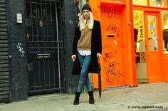 Model Girl - Bacon Street - London