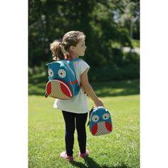 De Ziua Copilului, daruiti-le placerea de a merge la scoala cu un prieten simpatic ^_^ Ghiozdanelul SKIP HOP Bufnita sau orice animalut din colectia ZOO!