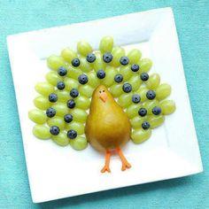 Fruit bird #fruitart #fruit5 #foodart