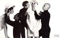 Vogue Italia July 1991 : Donna, Susan & Wallis by Steven Meisel - the Fashion Spot