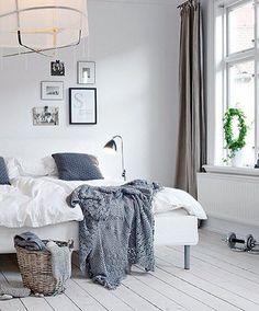 Friday  via @alvhemmakleri #interior #inspiration #interiordesign #home #homedecor #homedesign #decor #decoration #scandinaviandesign #instahome #bed #bedroom #bedroomdecor